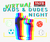 VIRTUAL Dads & Dudes Night 2020 @ Online