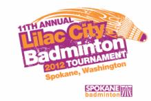 Lilac City Open Badminton Tournament  @ HUB Sports Center