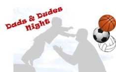 Dads & Dudes Night 2018 @ HUB Sports Center