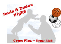 Dads & Dudes Night @ HUB Sports Center