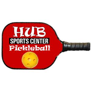 HUB Pickleball Logo copy