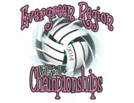 Evergreen Region Championships Volleyball Tournament @ HUB Sports Center
