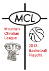 Mountain Christian League Basketball Playoffs @ HUB Sports Center