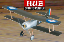 Friday Indoor Fly-In @ HUB Sports Center