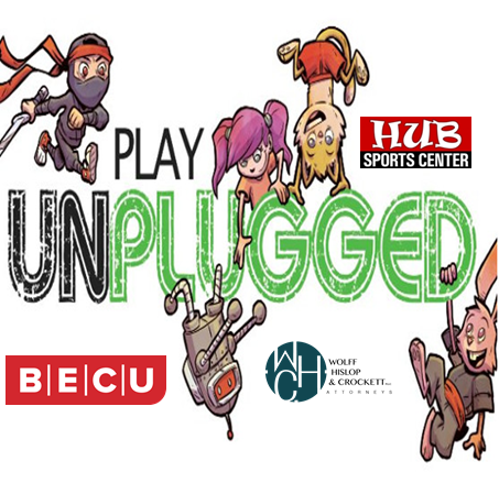 PlayUnplugged SV Brag Badge College @ HUB Sports Center