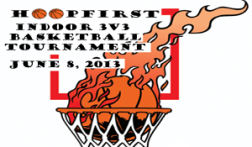 HOOPFIRST Indoor 3v3 Basketball Tournament @ HUB Sports Center