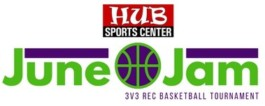 June Jam Indoor 3v3 Recreational Basketball Tournament @ HUB Sports Center