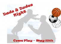 Dads & Dudes Night