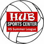 HUB Summer HS Volleyball League @ HUB Sports Center