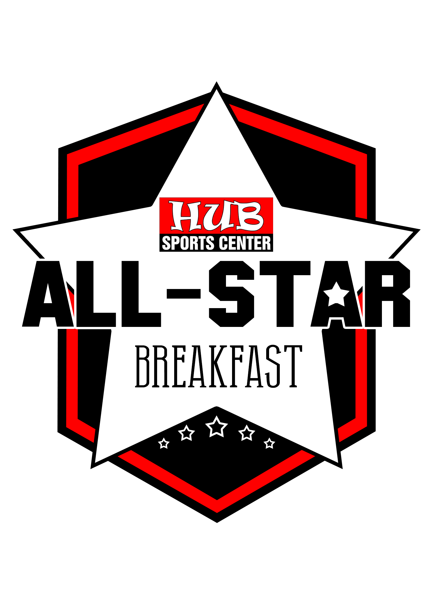HUB All-Star Breakfast 2018 @ Mirabeau Park Hotel | Spokane Valley | Washington | United States