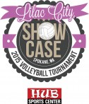 Lilac City Volleyball Showcase @ HUB Sports Center