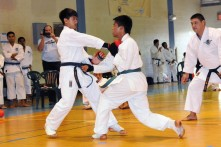 Pacific Northwest Kumite Karate Tournament @ HUB Sports Center