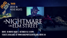 Drive-In Movie: A Nightmare on Elm Street @ HUB Sports Center