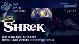 Drive-In Movie: Shrek @ HUB Sports Center