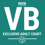 Adult Volleyball @ HUB Sports Center