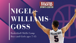 Nigel Williams-Goss Youth Skills Camp 2019 @ HUB Sports Center