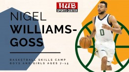Nigel Williams-Goss Youth Skills Camp 2020 -cancel @ HUB Sports Center